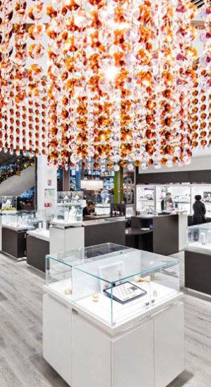 Atelier du Diamant - Ferney-Voltaire - Boutique - Fabrication or et diamants