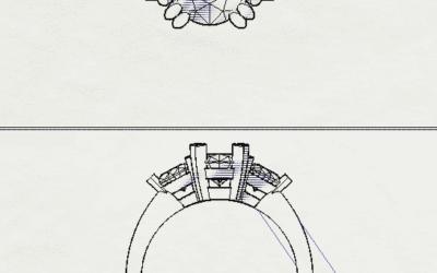 Fabrication sur mesure - Dessin création