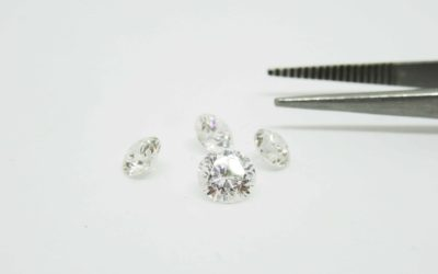 Diamant taille brillant