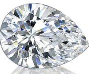 Diamant taille poire