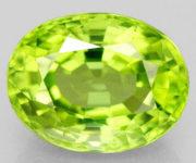 peridot vert pierre précieuse