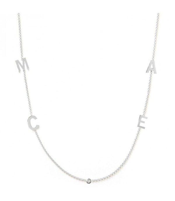 collier-initiale-diamant-3