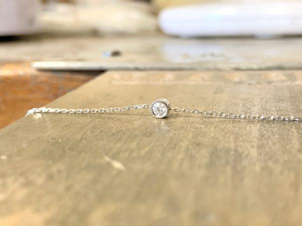 bracelet-diamant-clos-chaine