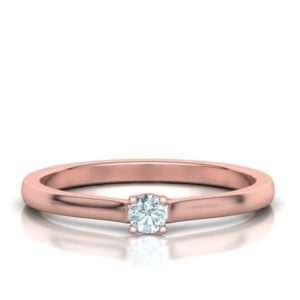 Bague-coeur-diamant-or-rose-18-carats