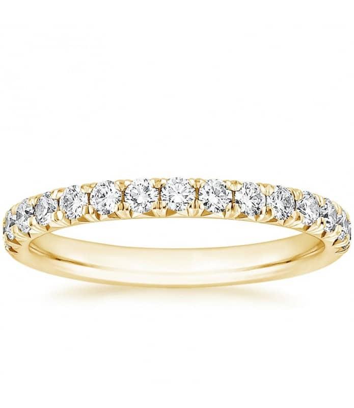 alliance-diamant-serti-descendu-or-jaune-18-carats