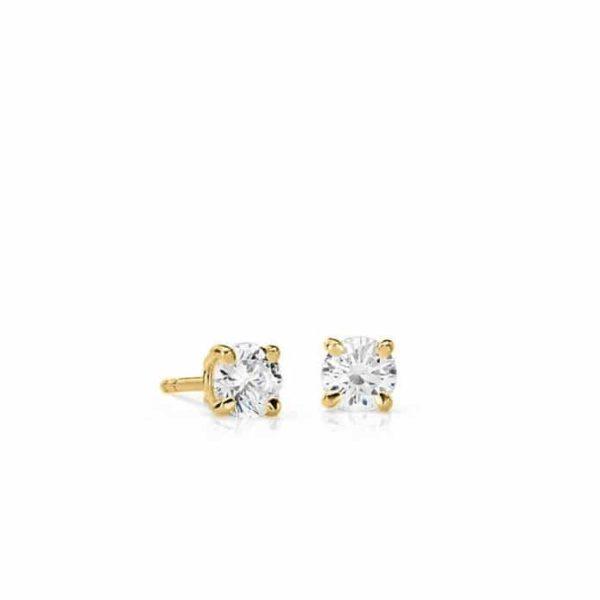 boucles-doreilles-diamant-puces-020-or-jaune