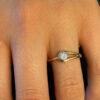 Bague-diamant-or-jaune-18-carat-2