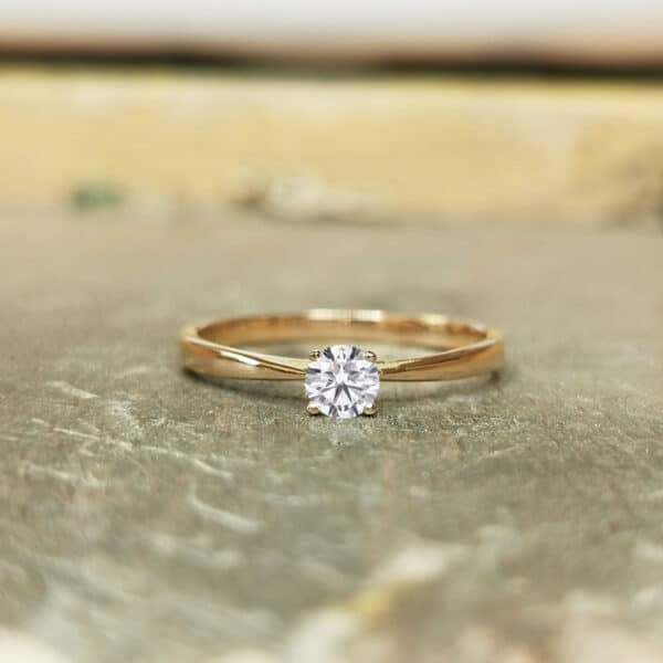 solitaire-diamant-030-carat-or-rose-18-carats